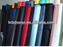 100 polyester garment cloth lining fabric T 45x45 110x76 with dyed / printed treatment