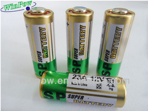 cheap price 23a 12v alkaline 2 / 3 aa battery for remote control