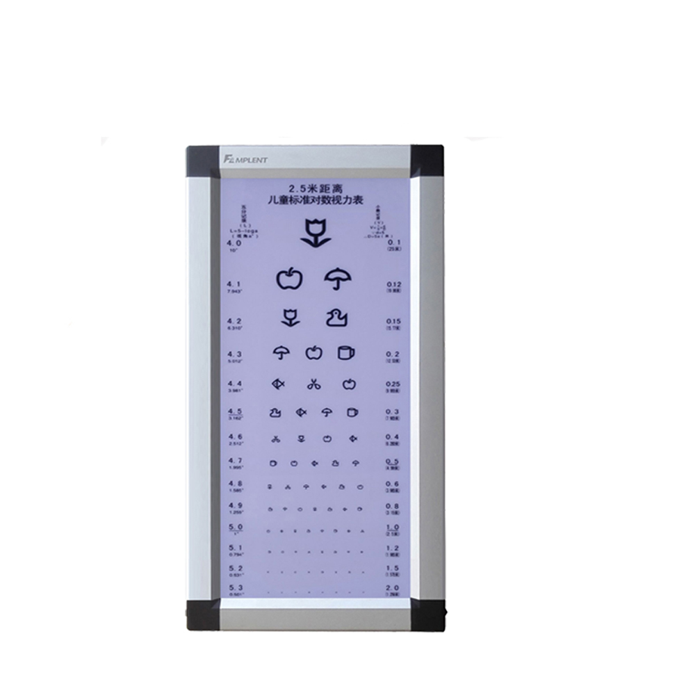 Wholesale Eye Chart Online Buy Best Eye Chart From China