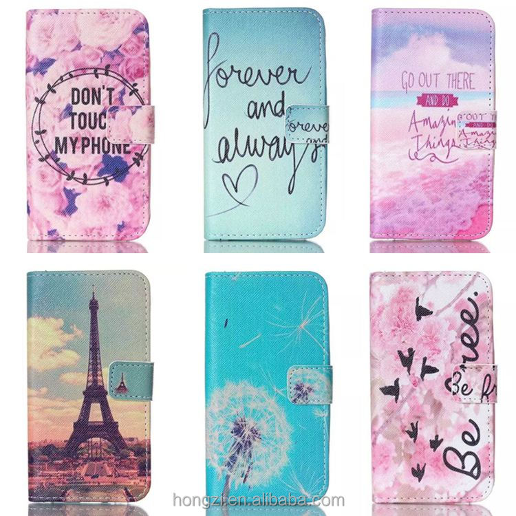 Paris Tower Wallet Leather Book Case Cover for Samsung S3 s4 s6 s7 edge Neo i9301 GT-I9301 SIII GT-I9300 Duos i9300i Phone Case