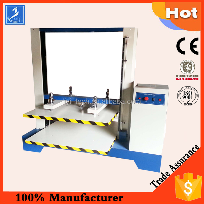 Corrugated Carton Box Compression Tester