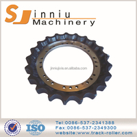 chinese products black or orange chain sprocket china wheel factory