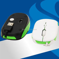 China supplier promotional metal computer mouse with CE certificate