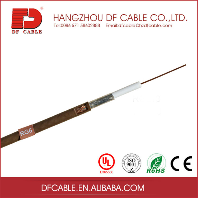 Best rate coaxial cable RG6 form China