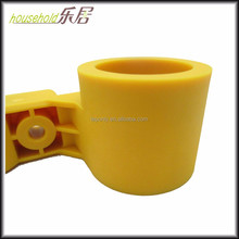 Nylon Injection Molding Parts, Glass Fiber Filled Nylon Parts