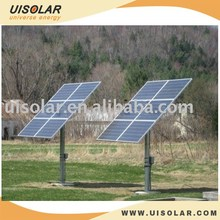 6 panels Solar Panel System Easy Installation Pole Mount