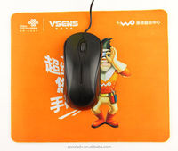 Wholesale new product Chinese factory custom rubber game mouse pad