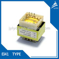 Low-frenquency EI 41 Pin Type Iron Power Transformers