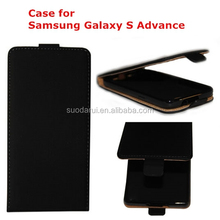 Mix Colors For Samsung Galaxy S Advance i9070 TPU Cover Flip Leather Case