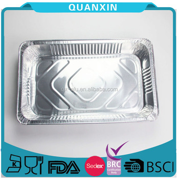 Aluminum Steam Table Pans Full Size