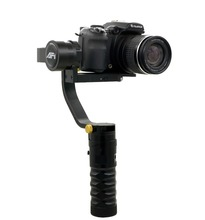 AFI VS-3SD PRO Brushless Handheld 3 axis gimbal dslr Stabilizer for Canon 5D 6D 7D So-ny GH4 DSLR Cameras