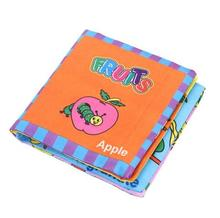 Soft Cloth Book Baby Educational Books
