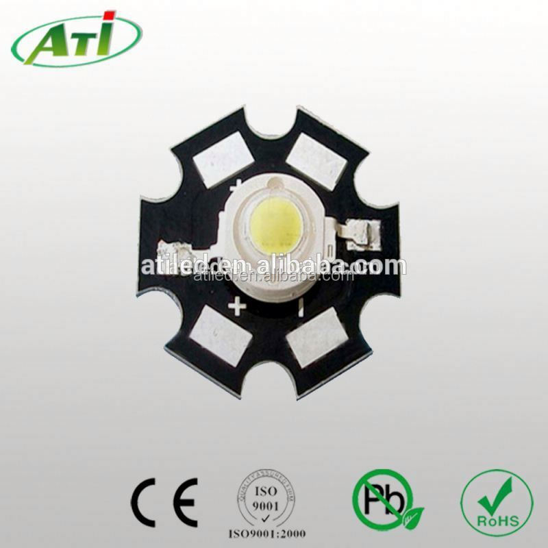 Stable quality 1w high power led 5mm round rgb led CE & Rohs approval
