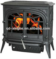 New Design Cast Iron Wood Burning Stove Cast Iron Wood Burning Stove With Oven
