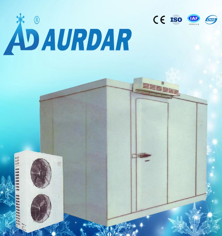 air cooled chillers potato cold storage room for fruit vegetables with 0~5 degree