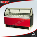 Hotel Commercial Ice Cream Refrigerator/Ice Cream Counter Refrigerators/Ice cream Display Refrigerator