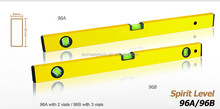 Aluminum Alloy Spirit Level with Rotary Vial, Measure Tool level bar carpenter's level