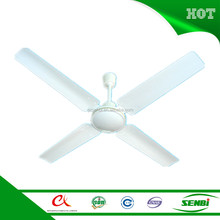 4 blades 360 degree electrical ceiling fan Guangzhou 220 v