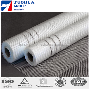 Multi sizes Fiberglass Mesh for wall protection with low price
