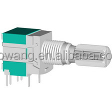 FSR1002 rotary switch Long life cycle pulse rotary switch with steady output