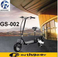 2015 New Design Gas powerful gas scooter 125cc scooters for sale