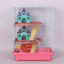 Super Large Three Deluxe Pet Hamster Cage Small China Pet Cage