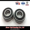 P5 ABEC5 precision grade chrome steel ball bearing 6204 2rs c3