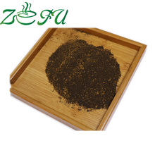 Black tea dust