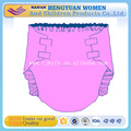 Disposable Pink sheet adult diaper manufacture in China