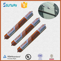 waterproof curtain wall silicone sealant