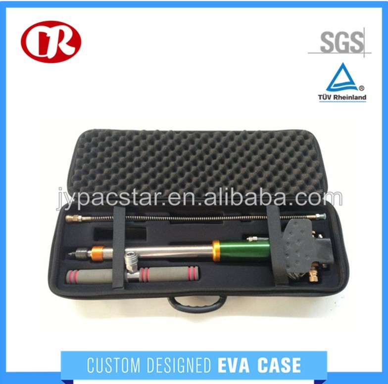 Custom professional foam molded protective eva case for car tools