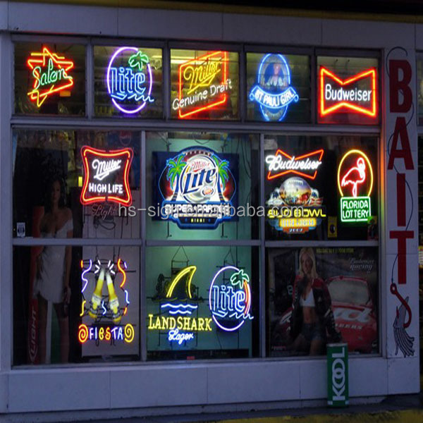 Outdoor Programmable Led Led Letter Lights Neon Signs