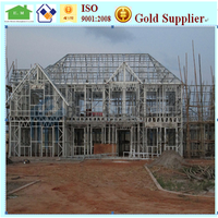 steel structure prefabricated houses in china