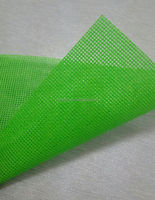 250D*250D, 22*19 PVC Coated Polyester woven Mesh Fabric Fire Retardant For construction
