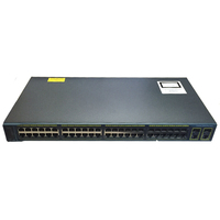 Original New Cisco Catalyst 2960 Series Network Switch WS-C2960-48PST-S