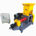 Floating fish food extruder, pet food feed pellet making machine, poultry feed pellet making