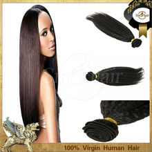2014 popular brazilian and peruvian hair weave,yaki bulk virgin peruvian hair braiding