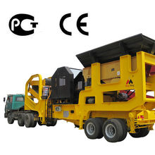 China most professional 100tph mobile gyratory crusher for sale india CE ISO