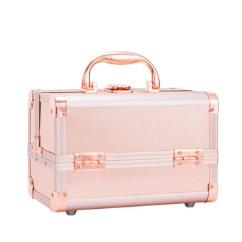 New Color Beauty Case Aluminium Case Cosmetics Suitcase Koncai Best selling makeup Case