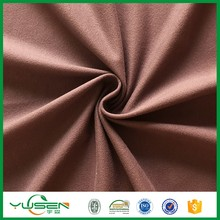 velvet tricot,polyester/nylon/spandex warp knit fabric for furniture/vehicle cushion