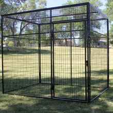 Chinese wholesale manufacturers Large Double Bird Cage / aviary cage