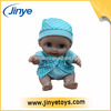 Mini baby dolls with baby basker for baby sleeping