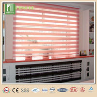 double layer Zebra Blinds/window covering