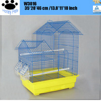 2016 new fine pet products of breeding wrought iron bird cages
