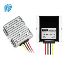 Waterproof DC/DC Converter 24V Step Down to 12V 10A 120W Power Supply