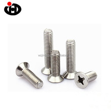 Screw Fasteners Normal Stainless Stell CSK Big Head Machine Screw