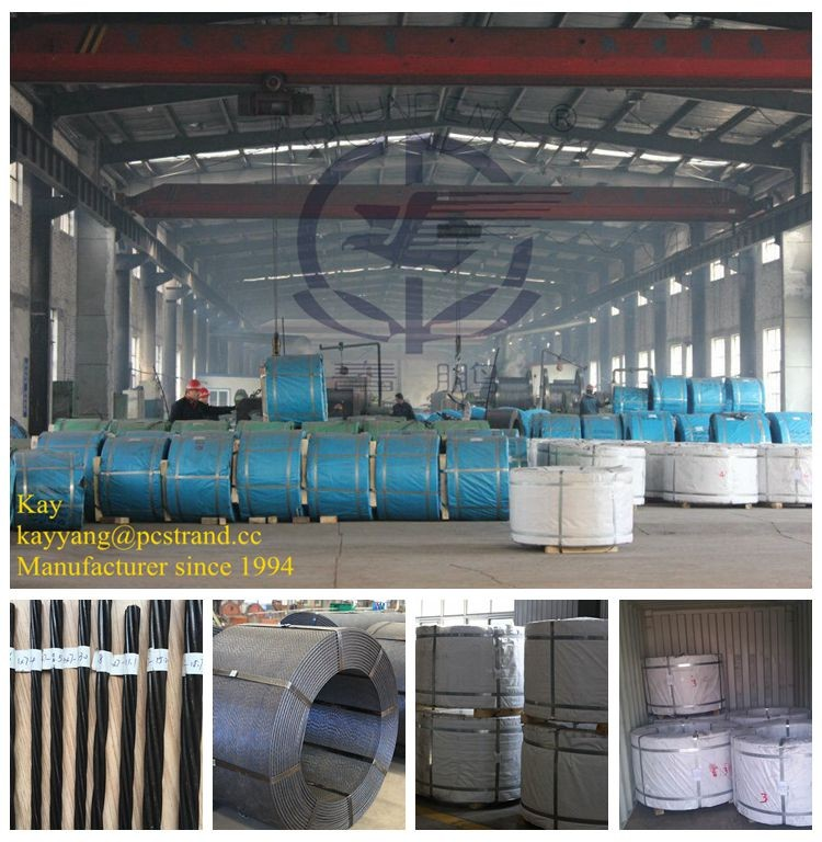 Factory Price Metal Dia 60mm Corrugated Duct in Post Tension