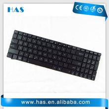keyboard for ASUS UX51 U500 series rus black with backlight