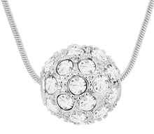 Colorful ball crystal necklace female star and accessories quick sale of ebay hot style accessories.