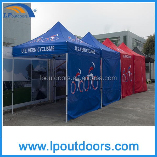 Outdoor full dye sublimation EZ up tent pop up canopy for sale
